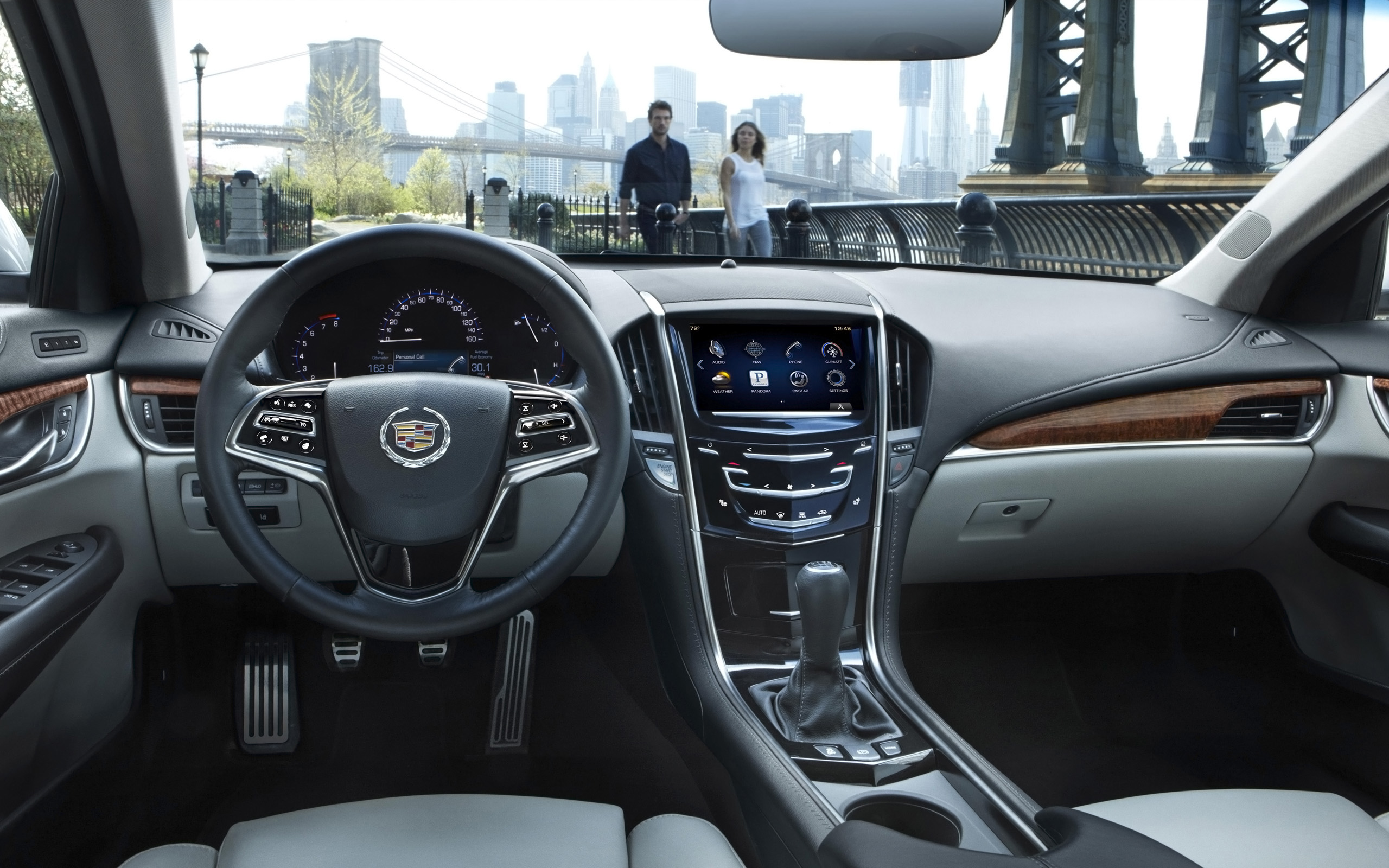 2014 cadillac ats luxury interior g wallpaper 2560x1600 152282 wallpaperup. Black Bedroom Furniture Sets. Home Design Ideas