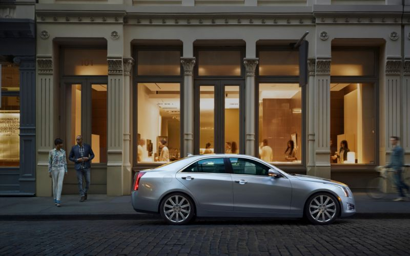 2014 Cadillac ATS luxury wallpaper