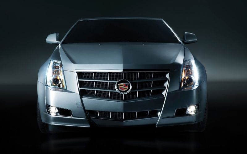 2014 Cadillac CTS Coupe muscle sportcar wallpaper
