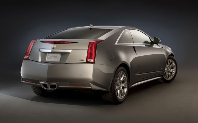 2014 Cadillac CTS Coupe muscle sportcar f wallpaper