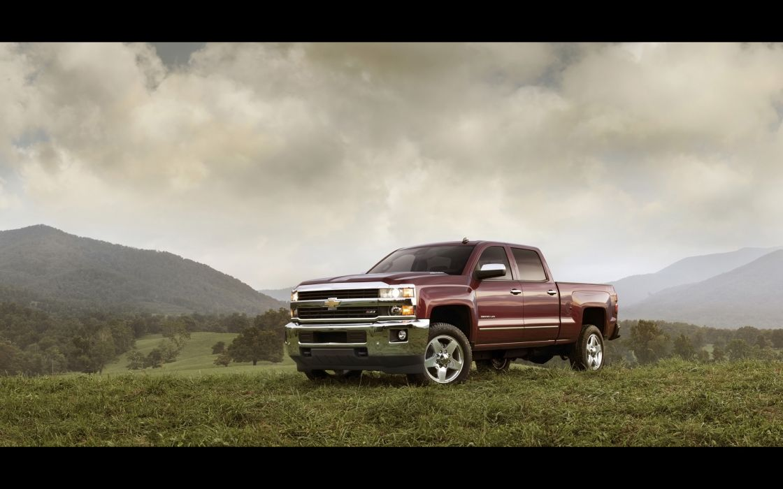 2015 Chevrolet Silverado 2500 HD LTZ pickup    f wallpaper