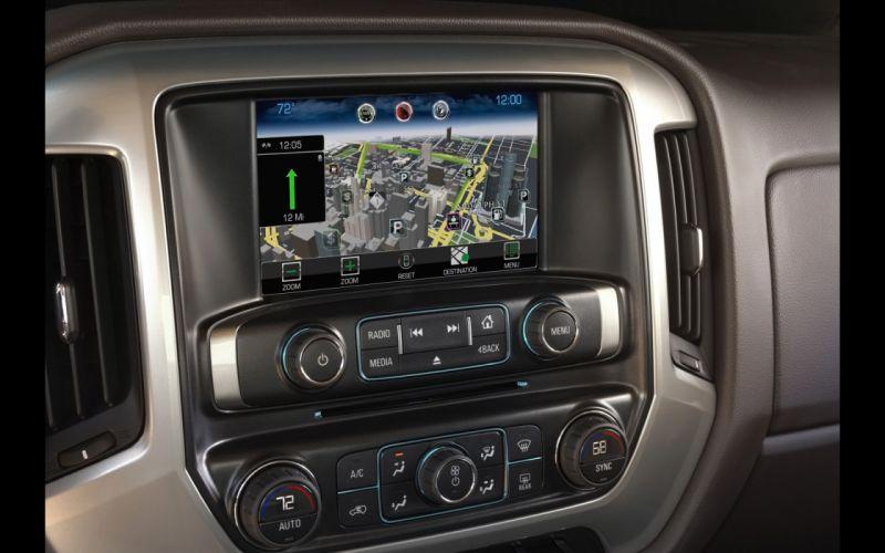 2015 Chevrolet Silverado interior f wallpaper