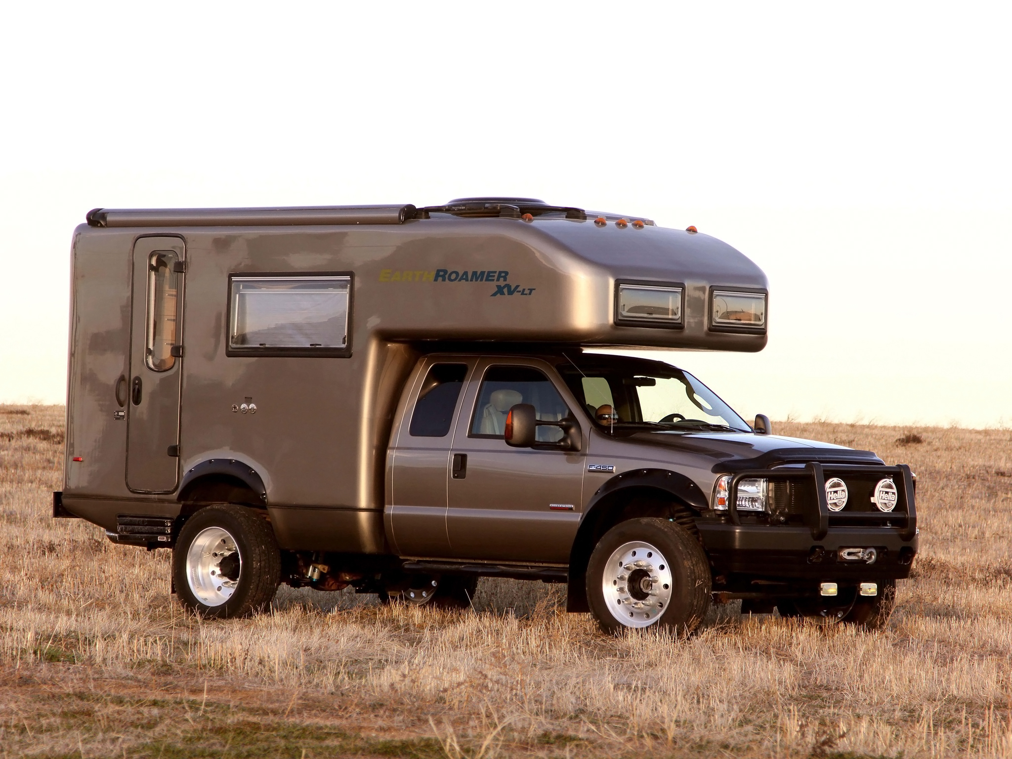 Ford Camper Motorhome Autos Post