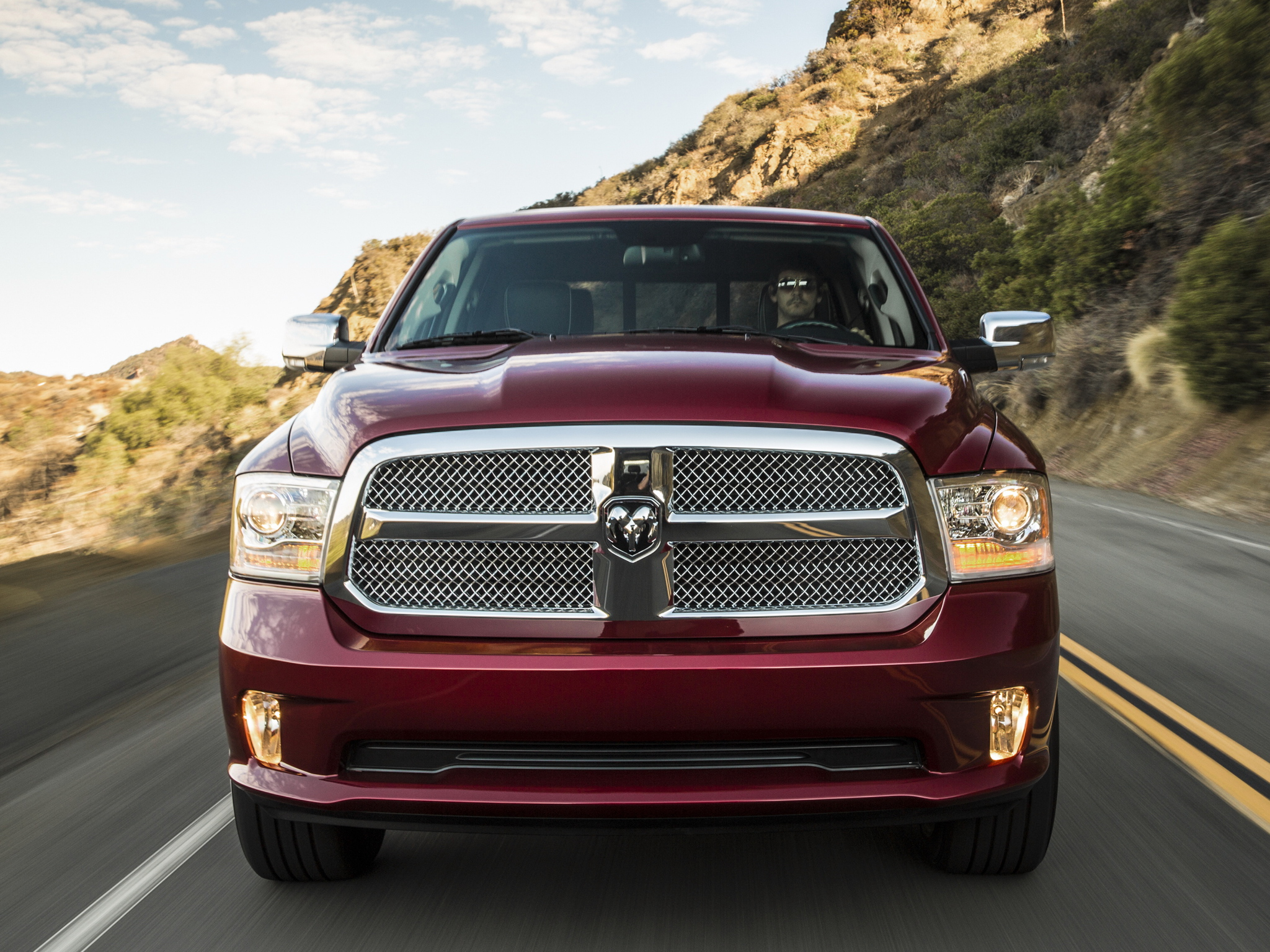 in magazine around the ecodiesel dodge ram news review m patrick hoey automobile block