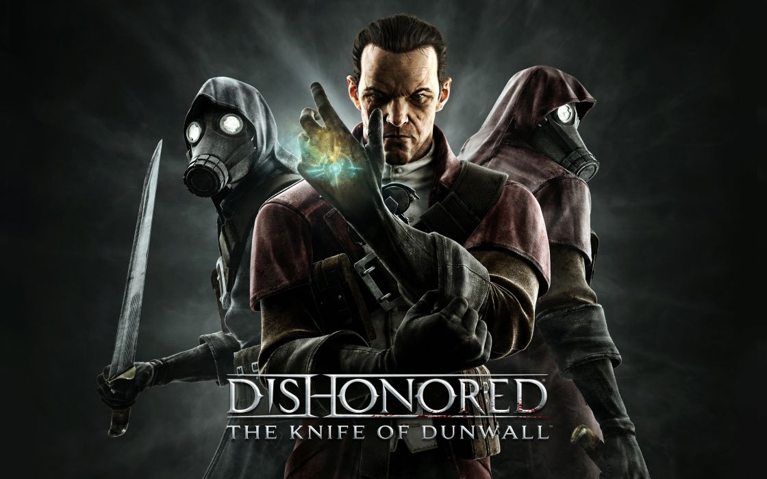 DISHONORED       g wallpaper