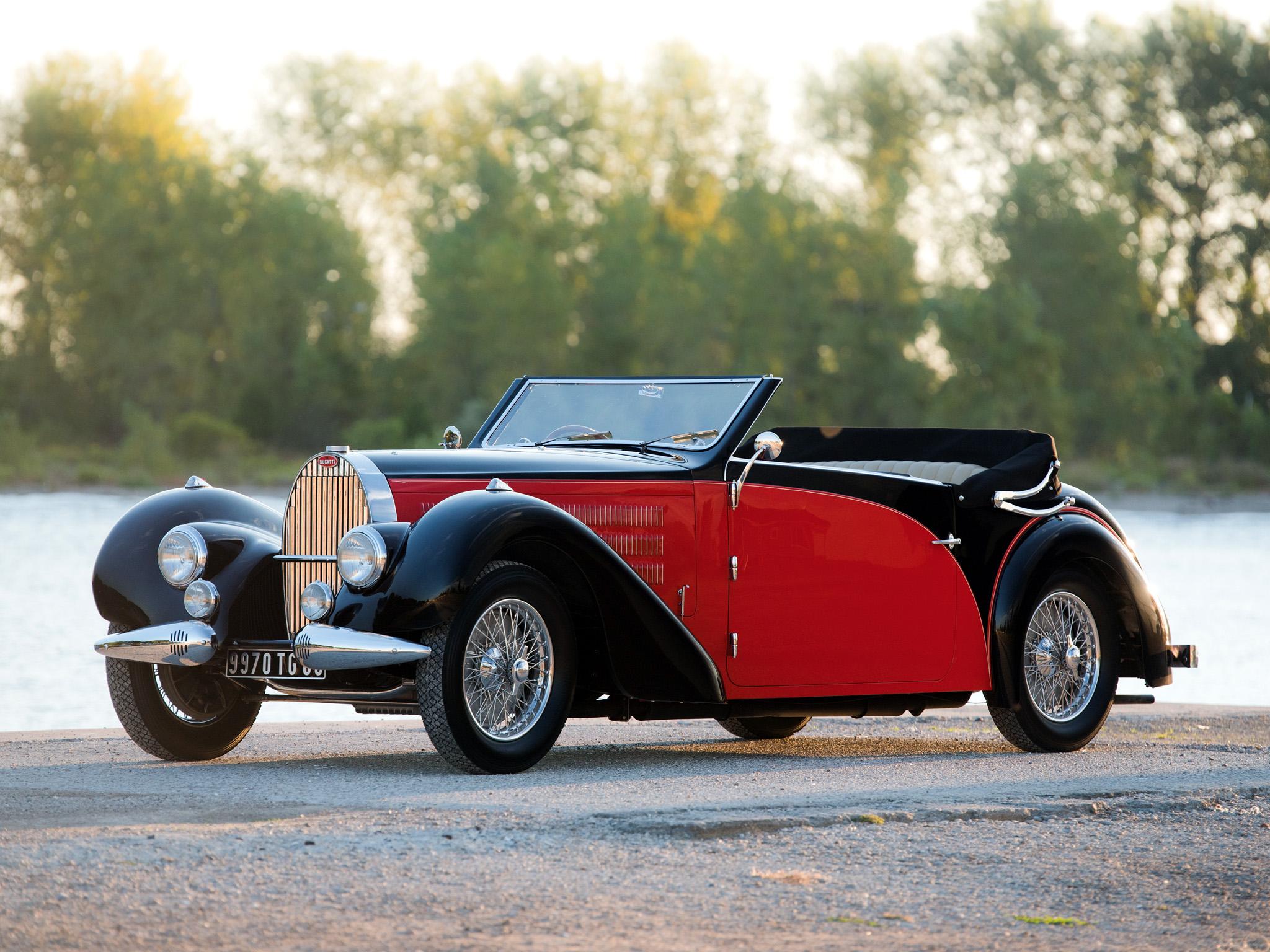 1937 bugatti type 57 stelvio cabriolet by gangloff 57569 retro convertible wallpaper 2048x1536. Black Bedroom Furniture Sets. Home Design Ideas