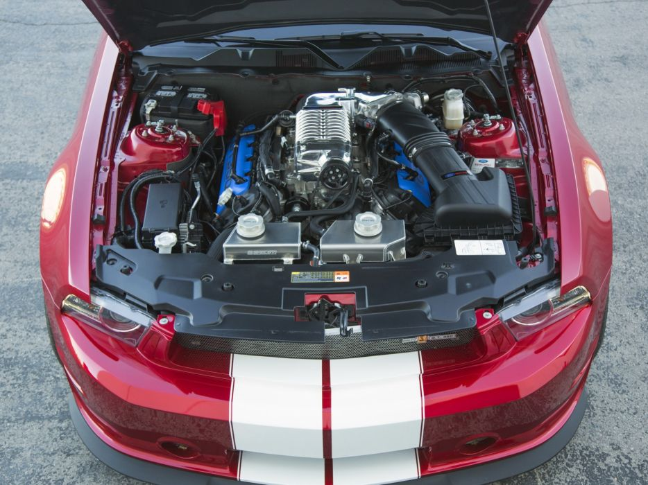 2010 Shelby GT350 ford mustang muscle engine         g wallpaper