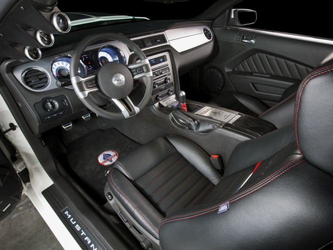 2010 Shelby GT350 ford mustang muscle interior f wallpaper