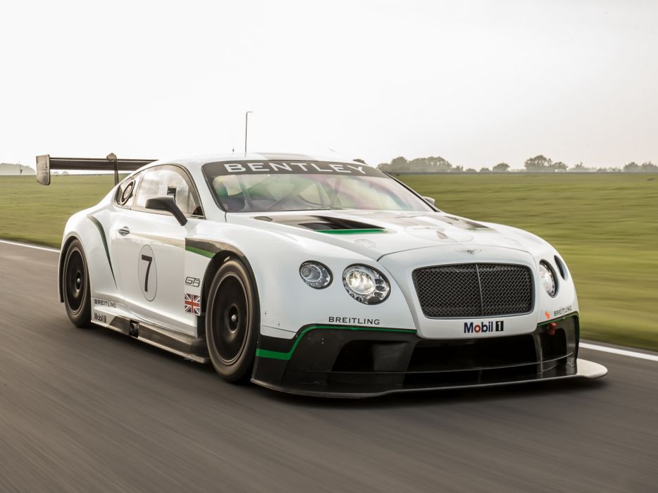 2013 Bentley Continental GT3 supercar race racing g-t     g wallpaper