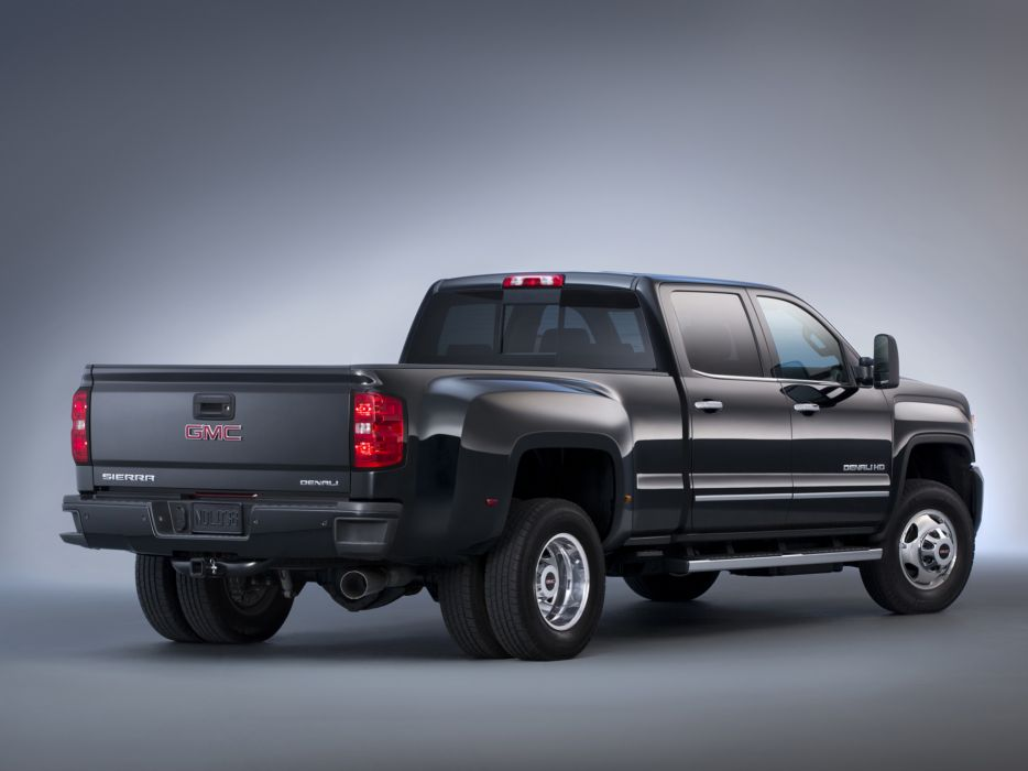 2014 GMC Sierra Denali 3500 HD Crew Cab 4x4 pickup    h wallpaper