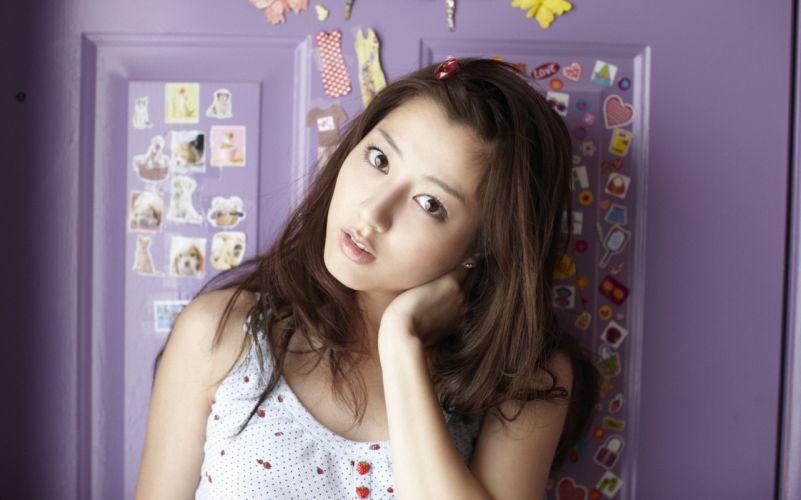 Woman Girl Beauty Asian Beautiful wallpaper