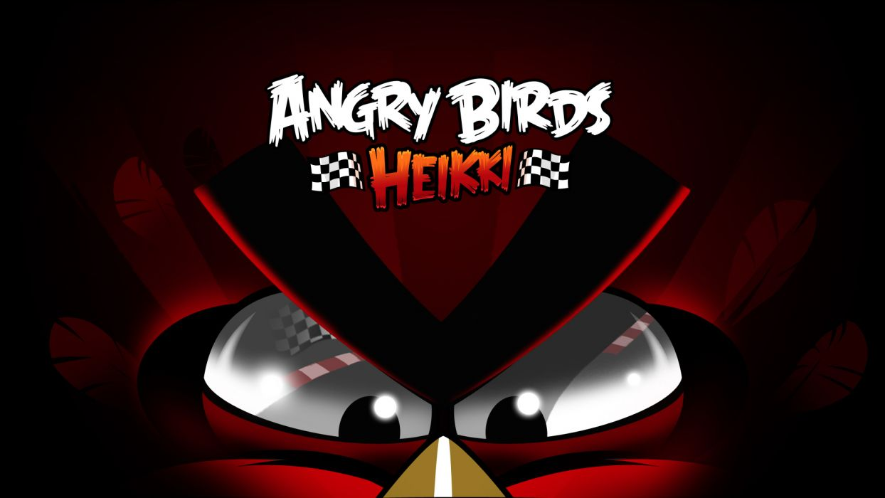 ANGRY BIRDS    f wallpaper