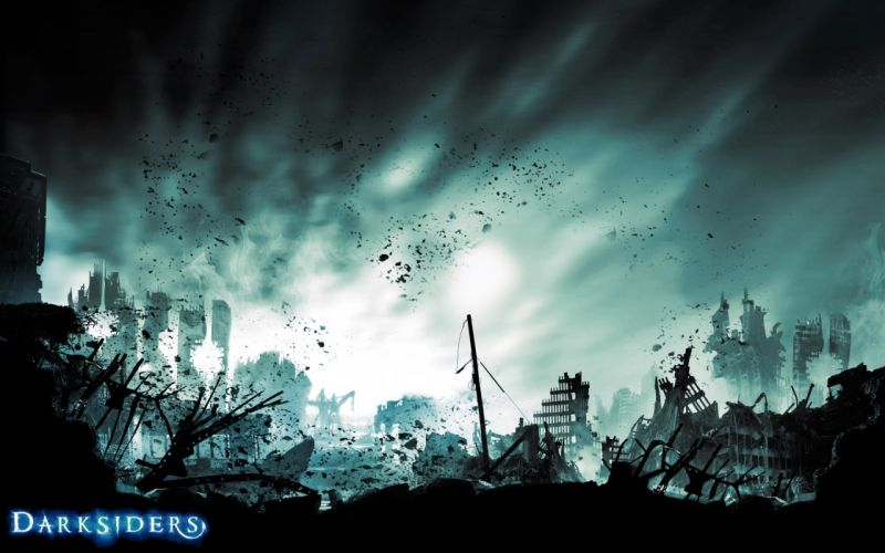 DARKSIDERS apocalyptic f wallpaper