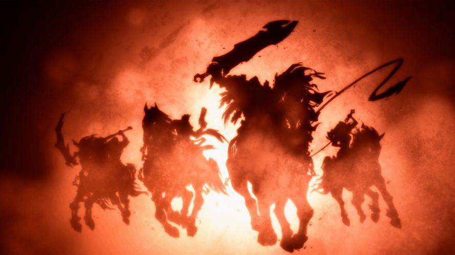 DARKSIDERS fantasy warrior v wallpaper