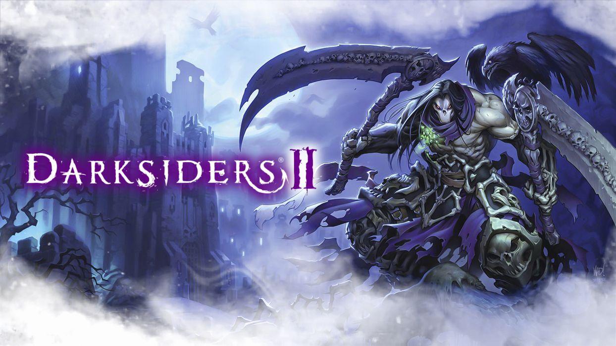 DARKSIDERS fantasy warrior         g wallpaper