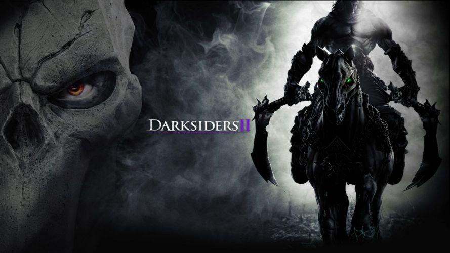 DARKSIDERS fantasy warrior t wallpaper