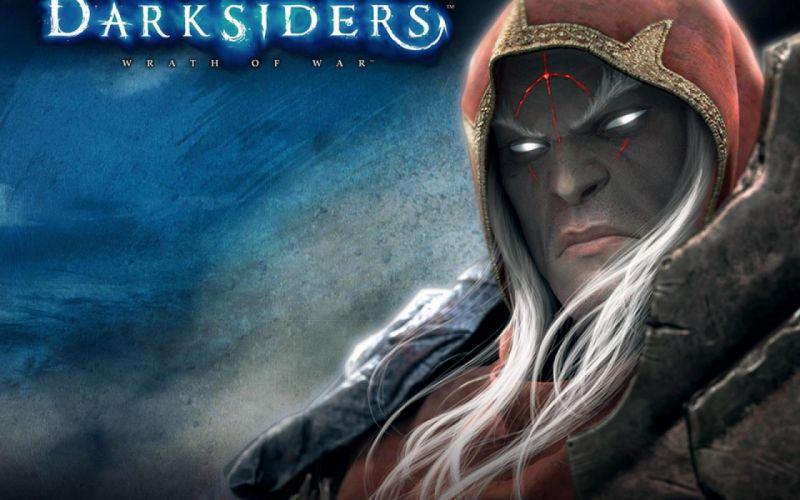 DARKSIDERS fantasy warrior e wallpaper
