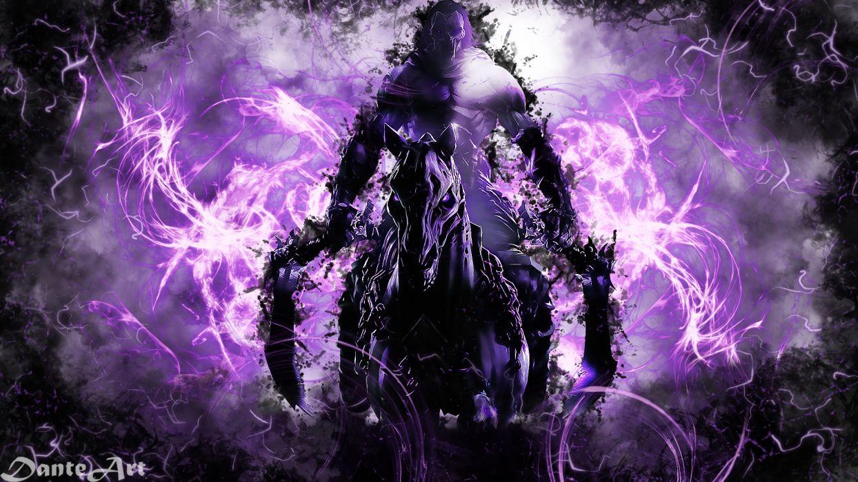 Darksiders Fantasy Warrior H Wallpaper 1920x1080 152721