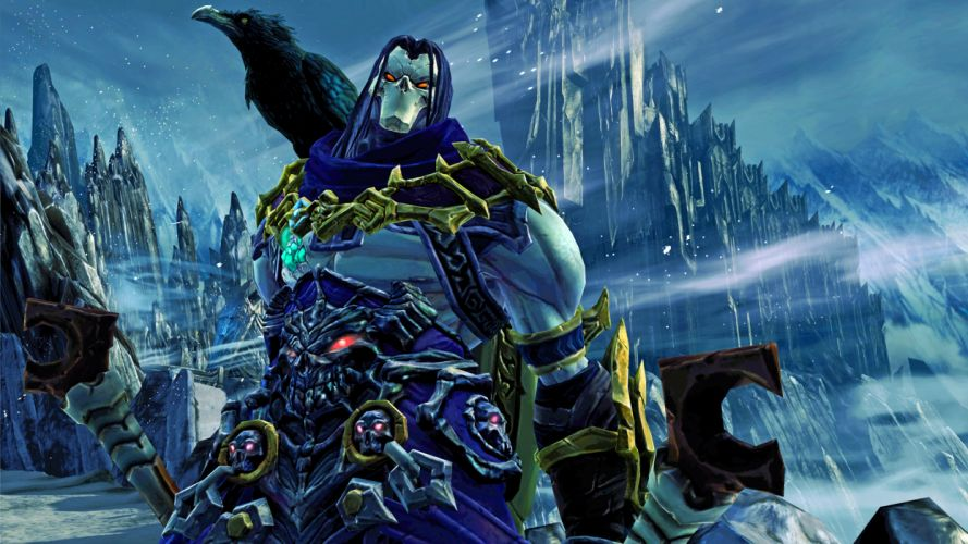 DARKSIDERS fantasy warrior y wallpaper