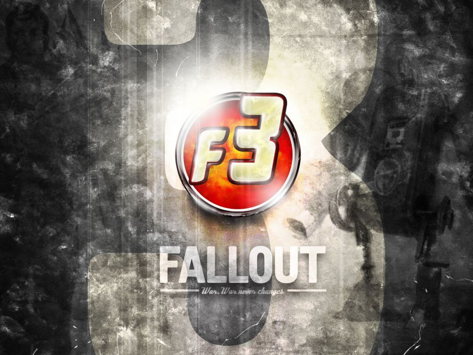 FALLOUT    f wallpaper
