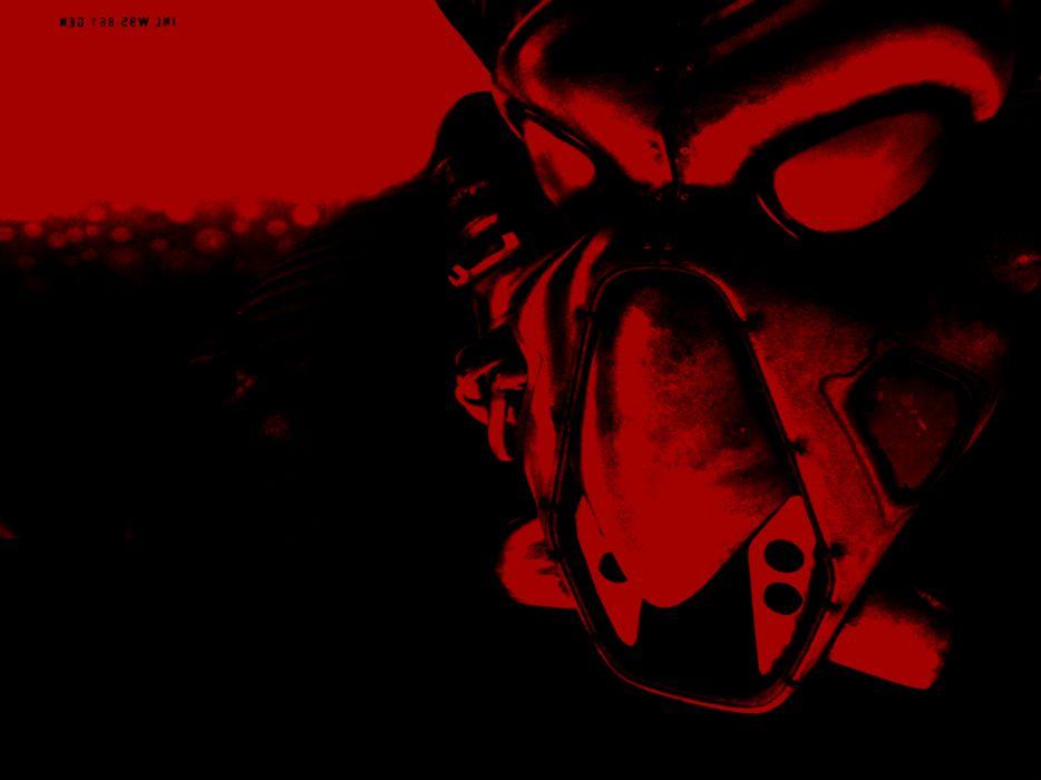 FALLOUT sci-fi warrior armor mask  d wallpaper
