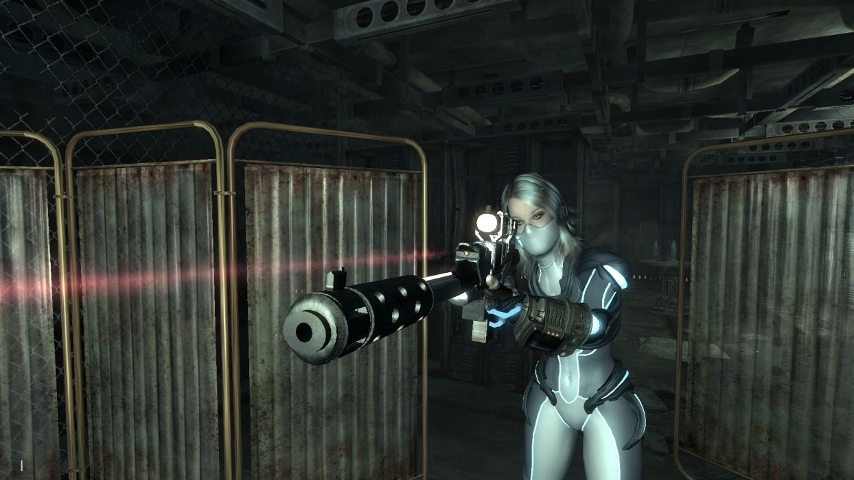 FALLOUT sci-fi warrior weapon gun t wallpaper