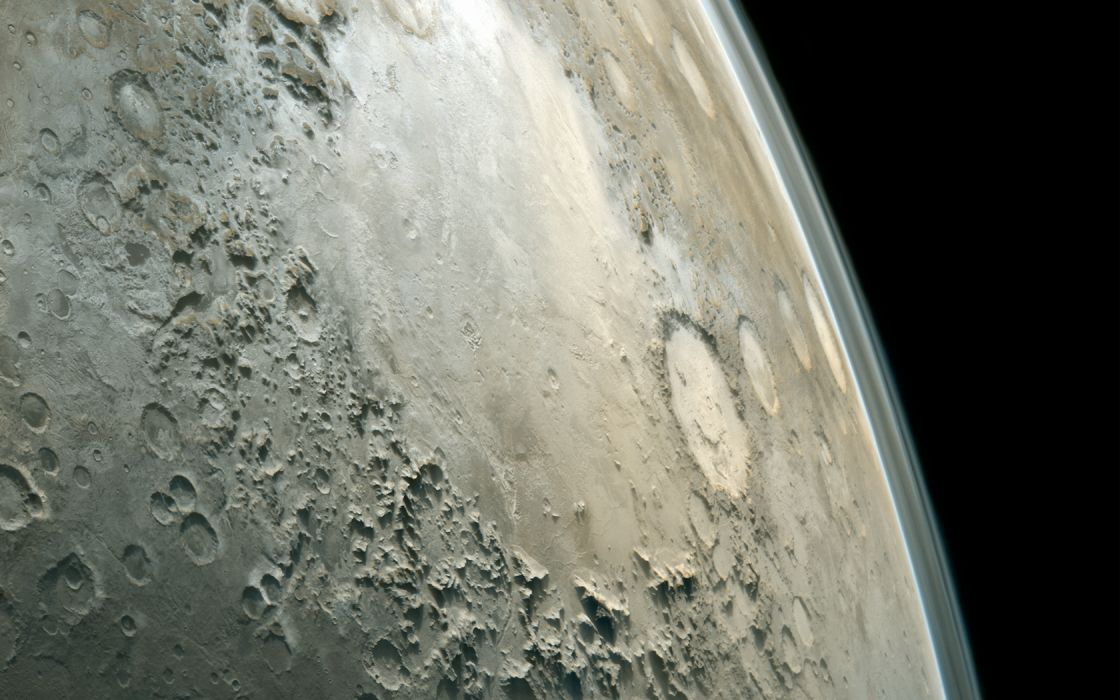 Mars Outerspace Cosmos wallpaper