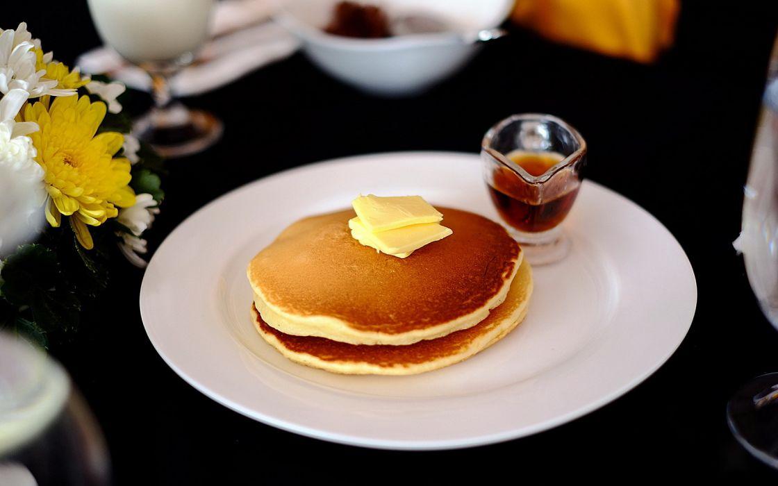 Food Pancakes wallpaper