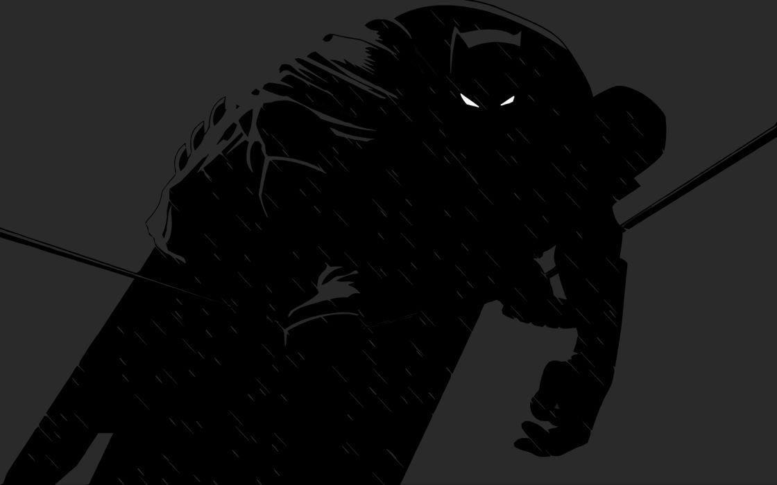 Batman D-C superhero wallpaper