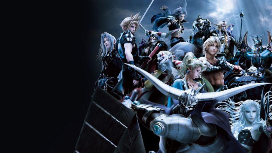 Final Fantasy warrior wallpaper
