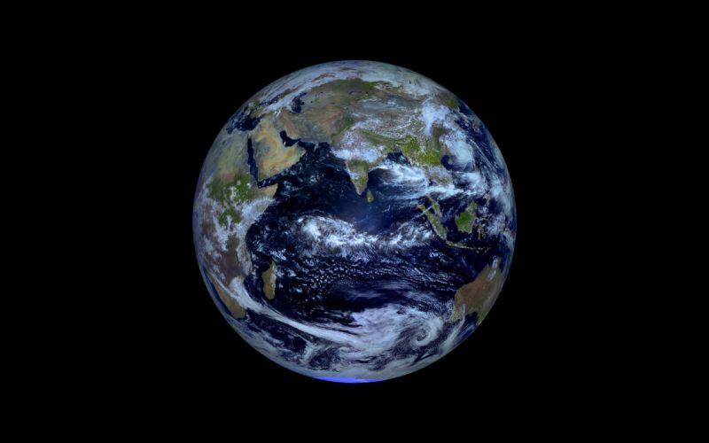 Earth Planet g wallpaper