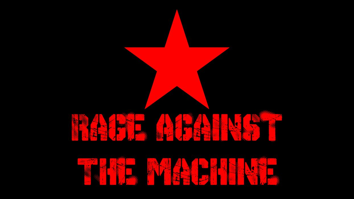 Rage Against the Machine anarchy wallpaper