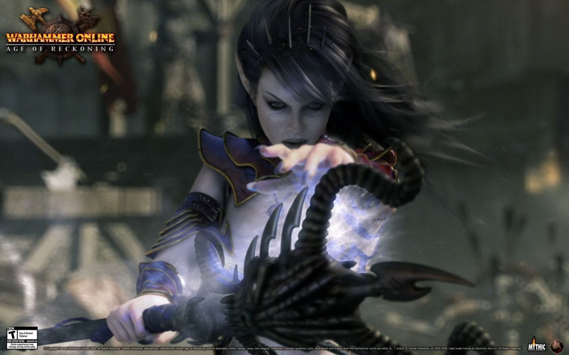 Age of Reckoning Warhammer Online wallpaper