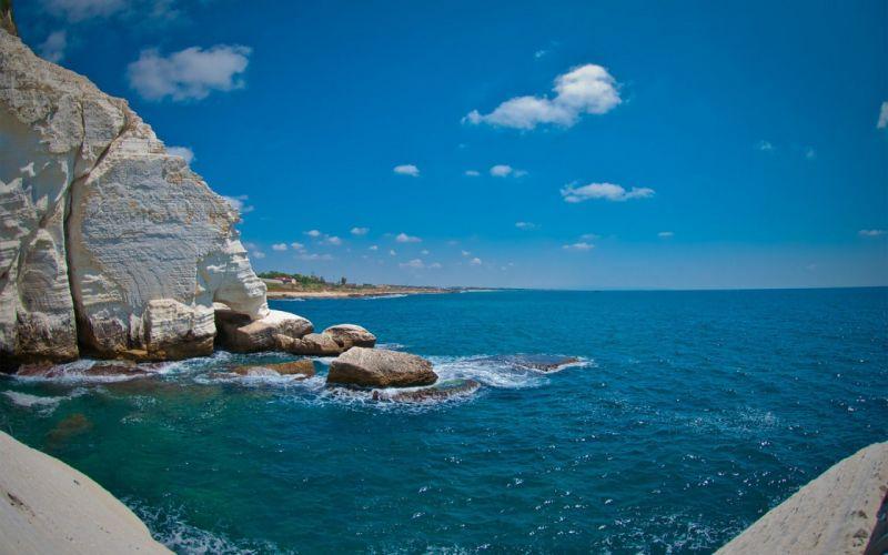 Ocean Cliffs wallpaper