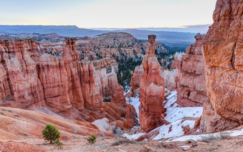Utah mountains rocks landscape d wallpaper