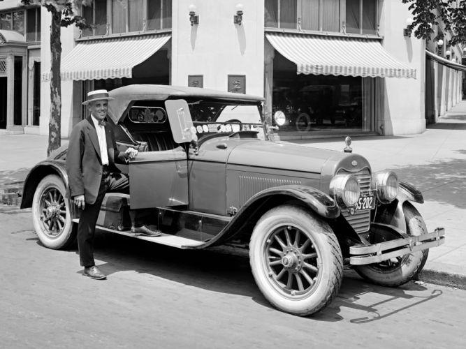 1921 Lincoln Model-L Roadster retro wallpaper