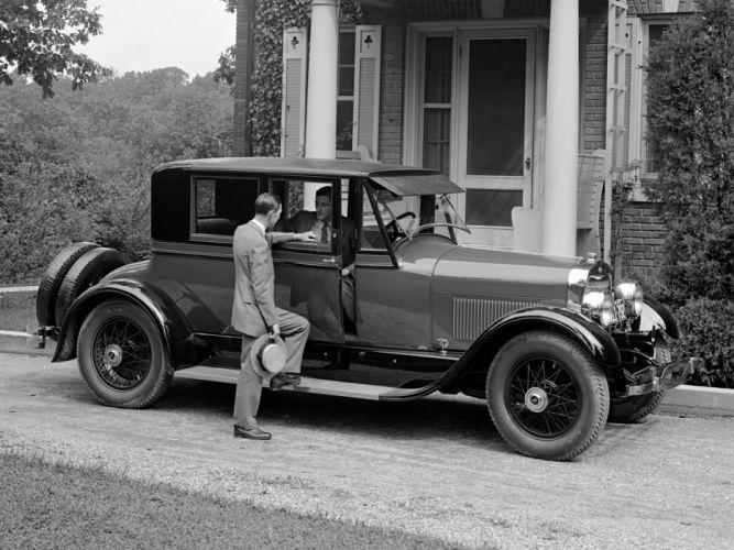 1923 Lincoln Model-L Coupe retro h wallpaper