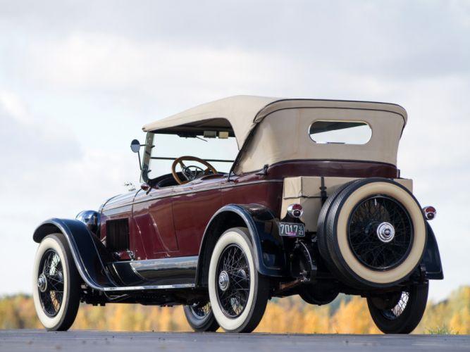 1923 Lincoln Model-L Sport Phaeton by Brunn convertible retro g wallpaper