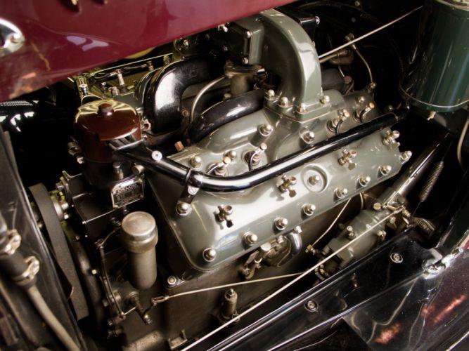 1923 Lincoln Model-L Sport Phaeton by Brunn convertible retro engine g wallpaper