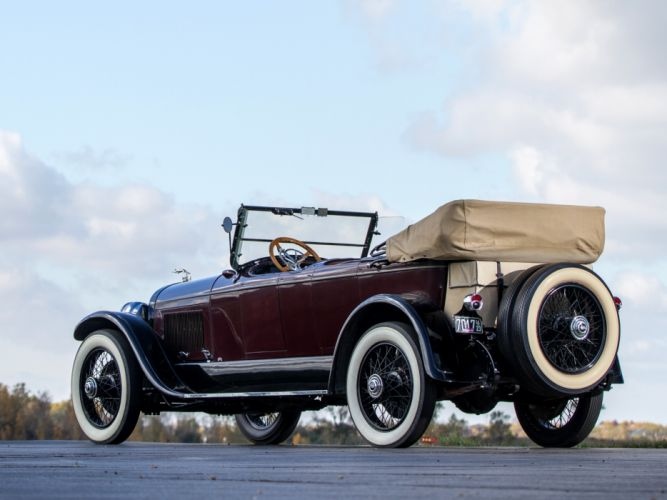 1923 Lincoln Model-L Sport Phaeton by Brunn convertible retro f wallpaper