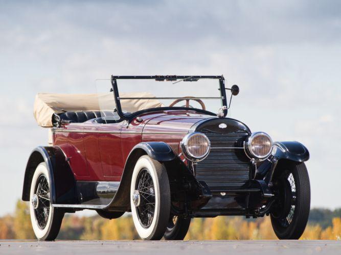 1923 Lincoln Model-L Sport Phaeton by Brunn convertible retro wallpaper