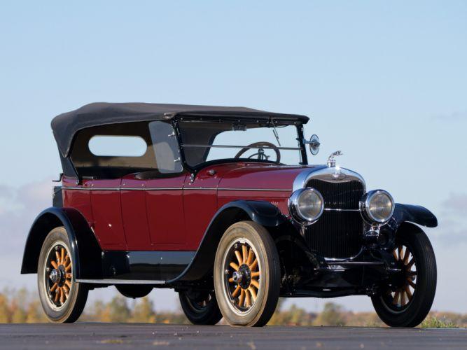 1924 Lincoln Model-L Sport Phaeton by Brunn retro wallpaper