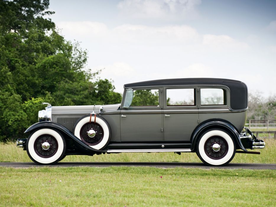 1931 Lincoln Model-K Limousine luxury retro   g wallpaper