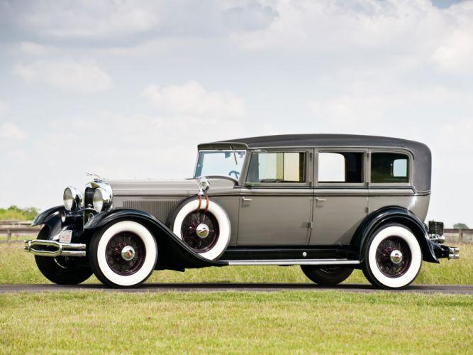 1931 Lincoln Model-K Limousine luxury retro wheel h wallpaper