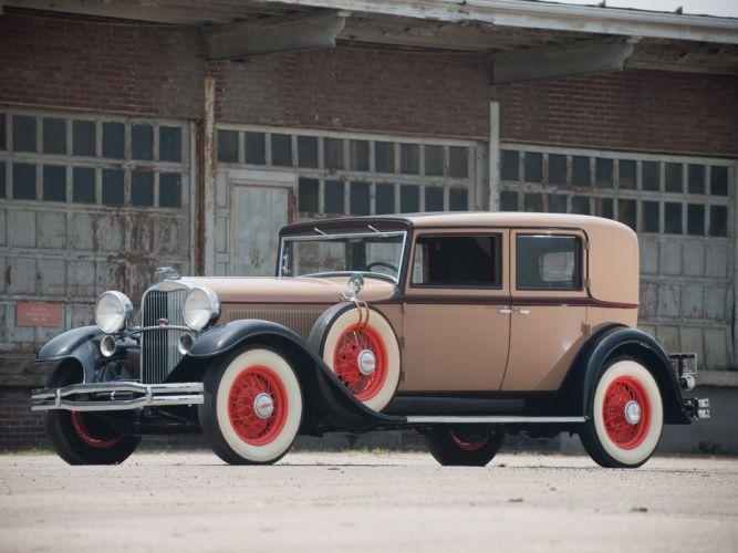 1931 Lincoln Model-K Town Sedan retro luxury d wallpaper