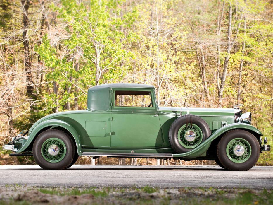 1932 Lincoln Model-KB Coupe by Judkins retro   g wallpaper