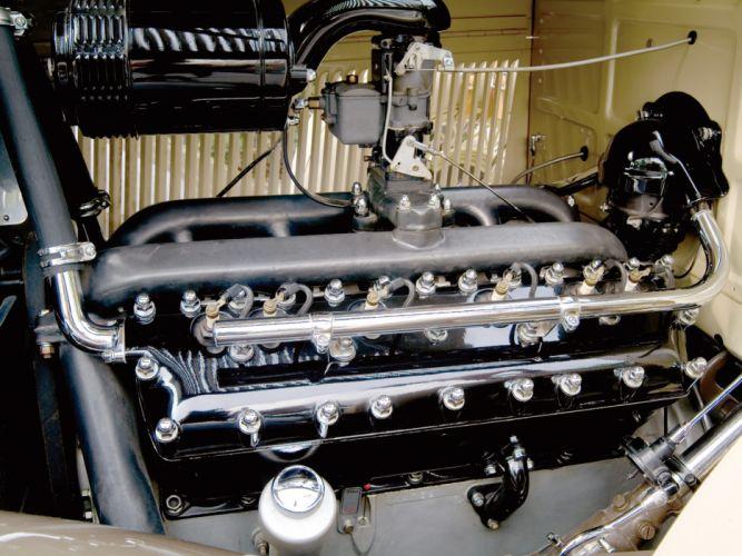 1933 Lincoln Model-KA Dual Cowl Phaeton by Dietrich retro luxury engine g wallpaper