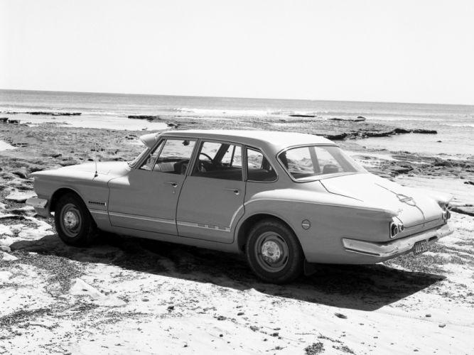 1962 Chrysler Valiant SV1 classic d wallpaper