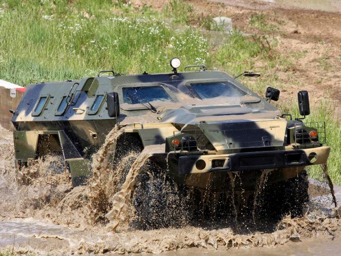 2009 KamAZ 43269 BMP-97 bmp 4x4 military df wallpaper