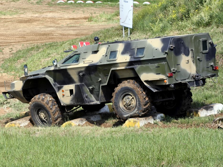 2009 KamAZ 43269 BMP-97 bmp 4x4 military   d wallpaper